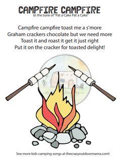53 Favorite Family Campfire Songs [PDF Printables!]