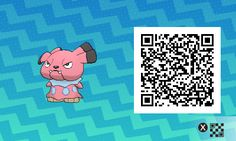 Snubull PLEASE FOLLOW ME FOR MORE DAILY NEWS ABOUT GAME POKÉMON SUN AND MOON. SIGA PARA MAIS NOVIDADES DIÁRIAS SOBRE O GAME POKÉMON SUN AND MOON.   Game qr code Sun and moon código qr sol e lua Pokémon Nintendo jogos 3ds games gamingposts caulofduty gaming gamer relatable Pokémon Go Pokemon XY Pokémon Oras