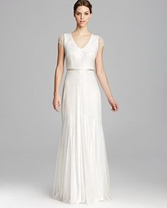 25 Gorgeous Dresses Under $1000 | Adrianna papell, Wedding dress and ...