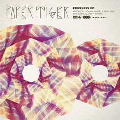 paper tiger Priceless EP cover art