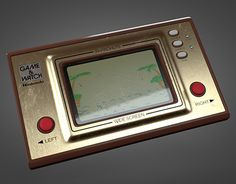 """Check out new work on my @Behance portfolio: """"Game & Watch"""" http://be.net/gallery/51832575/Game-Watch"""