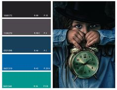 gray blue color scheme - Google Search