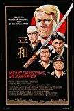 Get This Special Offer #7: Merry Christmas MR. Lawrence 1sh '83 great art of David Bowie & cast by Makhi Wwii Japan!