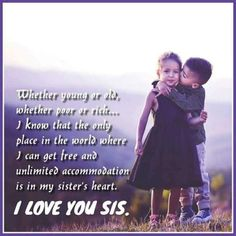 Tag-mention-share with your Brother and Sister 💙💚💛🧡💜👍 Brother Sister Pictures, Brother N Sister Quotes, Brother And Sister Relationship, Sister Love Quotes, Brother And Sister Love, Love You Sis, Sibling Quotes, Sisters By Heart, Reality Quotes