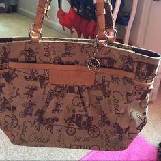 Spotted while shopping on Poshmark: Coach bag! #poshmark #fashion #shopping #style #Coach #Handbags