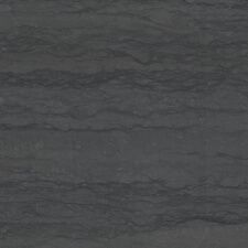 High End Black Limestone Treated As A Marble. Veined Natural Stone  Recommended For Interior Applications.