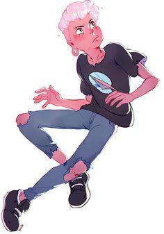 Pink Lars from Steve