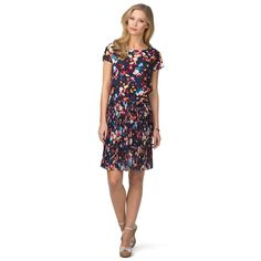 Tommy Hilfiger Anka Printed Dress - Official Tommy Hilfiger® Store