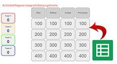 Princippia, Innovación Educativa: Crea juegos educativos de repaso desde Google Drive