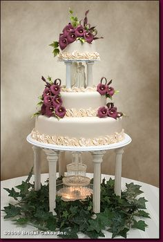 water fountain wedding cakes big wedding cakes with fountains leave a reply click 8366