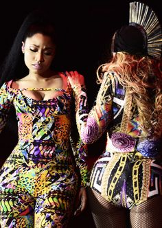 Nicki Minaj shared her experience performing with Beyoncé in Paris on Ebro in the Morning. Listen: