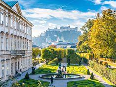 Instead of Vienna, visit Salzburg, Austria