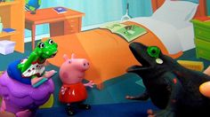 Peppa Pig en español. Peppa conoce a su nueva amiga Rana. Peppa Pig y am...