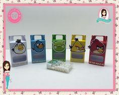 Tic Tac - Sacolinha Angry Birds