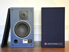 Vintage-Original-JBL-4301B-Control-Studio-Monitor-Speakers-4301-B-no-4311B