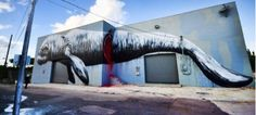 ROA Manatee - from one angle, whole; other, sliced; Miami