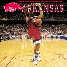 arkansas razorbacks | Arkansas Razorbacks Sports Calendar by Signature Sports