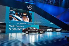 Booth Design Mercedes
