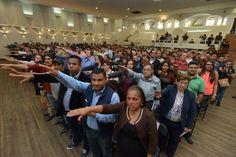 Continúa toma de protesta a nuevos integrantes de Comités Ciudadanos y Consejos de los Pueblos