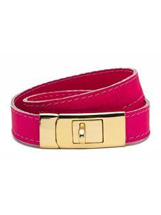 Double Wrap Portico Bracelet, CC Skye