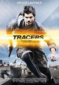 Tracers 2015 Movie Poster Marie Avgeropoulos Is In This
