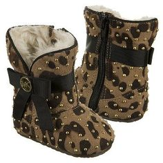 Kids MICHAEL MICHAEL KORS ' Baby Grace Boot Crystal Brown Multi Shoes.com