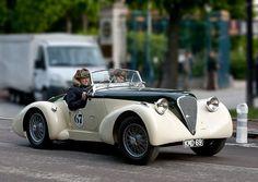Aston Martin type C 1939