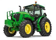 6E Series Utility Tractors   6105E   JohnDeere US