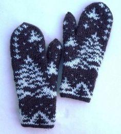 Красивые варежки | Дамская копилка Knitting Charts, Knitting Patterns Free, Free Knitting, Knit Mittens, Knitted Gloves, Norwegian Knitting, Fair Isle Pattern, Hand Warmers, Lana