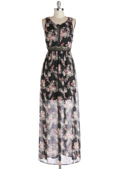 Arrangement Party Dress, #ModCloth WOW, great example of a dress that hints and loveliness