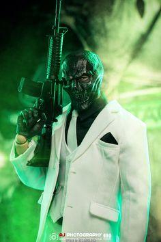 Black Mask, Dc Comics, Joker, Fictional Characters, The Joker, Fantasy Characters, Jokers, Comedians