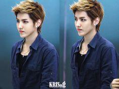 Kris u look so good. U have a great profile