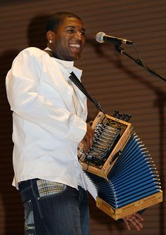 Lil' Nate (Zydeco singer/performer)