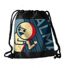 JustVidman tornazsák Drawstring Backpack, Backpacks, Bags, Handbags, Backpack, Backpacker, Bag, Backpacking, Totes