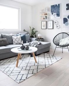 Amazing Scandinavian Living Room Designs Collection
