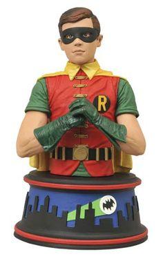 #Batman 1966 #Robin Bust