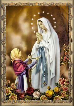Testimonios para Crecer: Aparición de la Virgen de Lourdes, 11 de Febrero