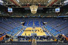 Rupp Arena -  Home of the Kentucky Wildcats