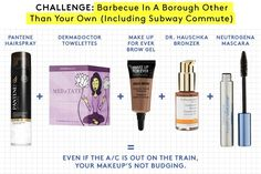 Save Face! The Best Melt-Proof Makeup #Refinery29