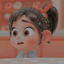 She is só cutie Tumblr Cartoon, Cartoon Edits, Cartoon Icons, Cute Disney Wallpaper, Cute Cartoon Wallpapers, Vintage Stickers, Vanellope Y Ralph, Disney Icons, Kawaii Doodles