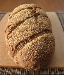 10 Delicious German Bread Recipes for Your Home Oven: German Seeded Bread – Adele Pins Artisan Bread Recipes, Bread Maker Recipes, Stuffed Bread Recipes, German Bread, German Rye Bread Recipe, Seed Bread, Pretzels Recipe, Whole Grain Bread, English Food