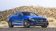 Краткий тест-драйв купе Mercedes-AMG C63S Coupe 2017: Лучший вариант экспрессии [Фотогалерея] | Новости автомира на dealerON.ru