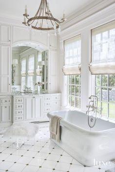 #Decorating #bathroom Stunning Traditional Decor Style