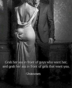 grab her ass