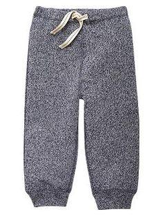 Marled-knit pants | Gap