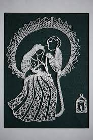 Výsledek obrázku pro paličkování podvinky zdarma Lace Art, Bobbin Lace Patterns, Pintura Country, Lacemaking, Lace Jewelry, Fabric Manipulation, Needle Lace, Lace Design, Religious Art