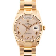 Rolex Oyster Perpetual Datejust 36 Silver Dial Stainless Steel and Yellow Gold Rolex Jubilee Automatic Ladies Watch Cool Watches, Rolex Watches, Watches For Men, Men's Rolex, Used Rolex, Oyster Perpetual Datejust, Rolex Day Date, Rolex Submariner, Lush