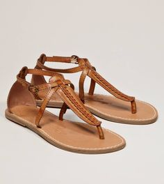 I found this great sale: Aeo Braided T-Strap Sandal at American Eagle in Des Moines via @FindnSave