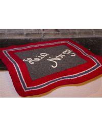 Strikkeoppskrift Tovet sitteunderlag Knits, Cheer Skirts, Knit Crochet, Camping, Knitting, House, Threading, Campsite, Tricot