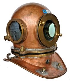 3 BOLT, CHINESE DIVE HELMET